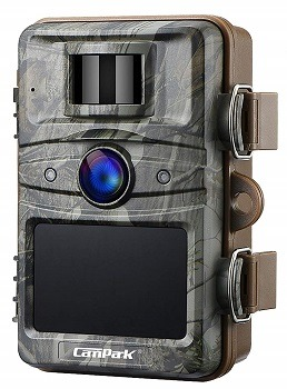 Campark T70 Trail Game Camera No Glow Night Vision 14MP 1080P