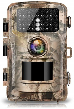 Campark Trail Camera 14MP 1080P 2.0 LCD Game