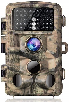 Campark Trail Camera-Waterproof 14MP 1080P Game