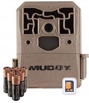 Muddy Pro-Cam 16 Megapixel 18 No Glow Ir Led WBatt & 16Gb Sd
