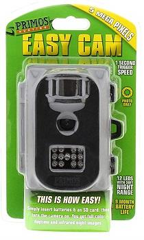 Primos Easy Cam IR LED 5MP Game or Trail Camera Black, 63051 review