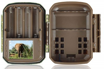 TOGUARD Mini Trail Camera FHD 1080P 12MP review