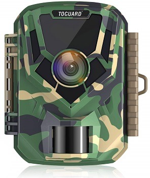 TOGUARD Mini Trail Camera FHD 1080P 12MP