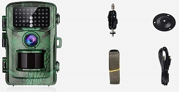 TOGUARD Trail Camera 14MP 1080P Game Hunting Cameras review