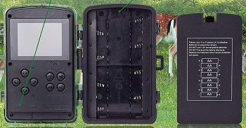 TOGUARD Trail Game Camera 20MP 1080P Hunting Cameras review