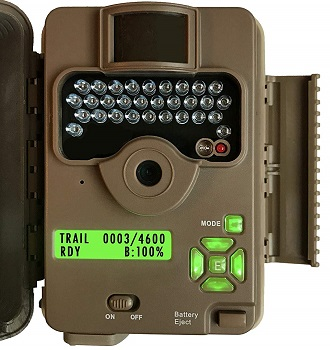 Browning Trail Cameras Command Ops Game Cam, 16MP, 720P HD Video review