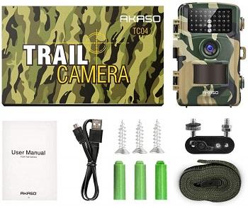 Akaso Tc04 Trail Camera review