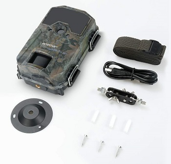 Apeman H55 Wildlife Trail Camera review