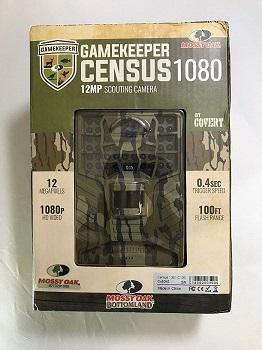Covert Mossy Oak Gamekeeper Census 1080 Trail Camera