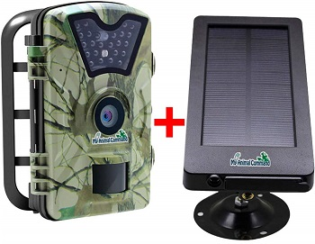 MyCommand Solar Trail Camera