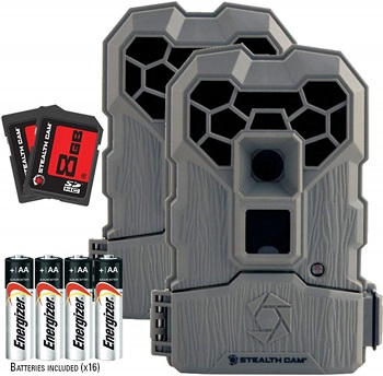 Stealth QS14 FX Shield Trail Camera