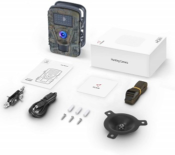 Victure Outdoor Trail Camera review