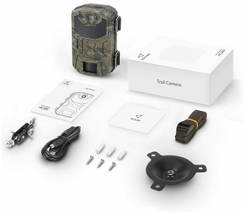 Victure Wildlife 20MP Night Vision Camera review