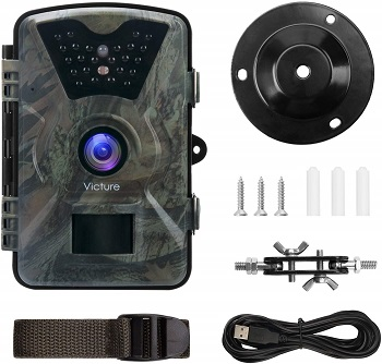 Victure Wildlife Trail Camera review